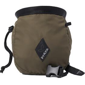 Prana Chalk Bag with Belt, olijf